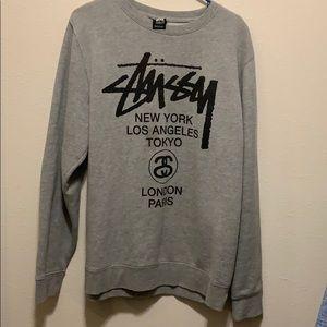 Men's Stussy Crewneck Sweatshirt (XL)